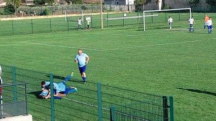 Extrait du match FC Cheval-Blanc 2 vs Lourmarin