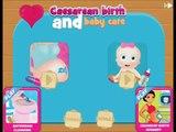 CAESAREAN BIRTH SURGERY NEW BORN BABY GAMES TO PLAY