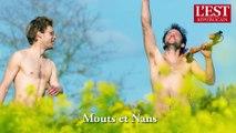 Guillaume Mouton, globetrotteur de l'émission « Nus et culottés », diffusée sur France 5