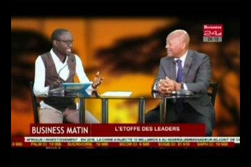 Business 24 - Business Matin - A la Une - L'étoffe des leaders