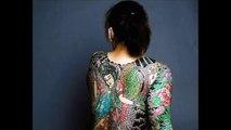 極道の妻たちの刺青が芸術的すぎる! アーティスティックな描写に意外と感動www RETOS ASQUEROSOS CON UN GATO #5 | ReSet