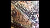 Un escalator fou change de direction et blesse 18 personnes