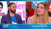 """""""TPMP"""" : Capucine Anav a """"pleuré"""", croyant que Cyril Hanouna allait la virer ! (Vidéo)"""