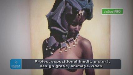 Expozitie de  pictura, design grafic, animatie la Galeria Europe