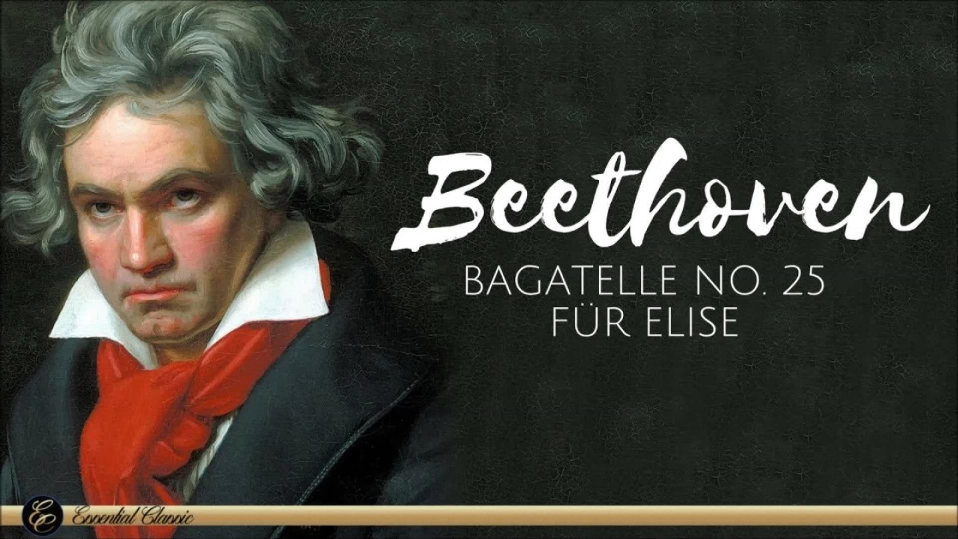 Beethoven – Für Elise