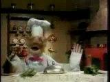 Muppet Show - Swedish Chef - making froglegs