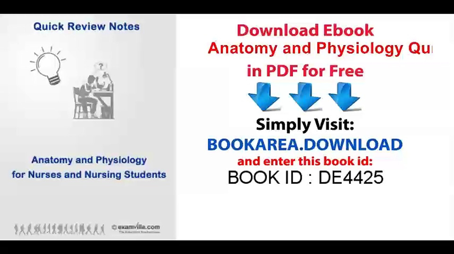 Anatomy and Physiology Quick Review for Nurses & Nursing Students (Quick  Review Notes)