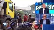 """Selon Pascal Perri, économiste, la Guyane """"fonctionne encore comme une économie de comptoirs"""""""