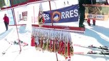 Hautes-Alpes : Une centaine de participants pour la finale U16 du slalom des écureuils d'or aux Orres