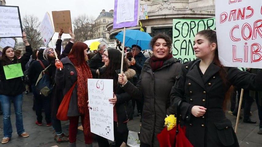 Féministes, pas racistes, anticapitalistes !