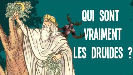 Qui sont vraiment les druides ?- Question Histoire Adulte #9