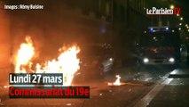 Homme abattu par la police à Paris : l'hommage dégénère, 35 personnes interpellées