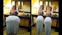 Grâce à Photoshop, il transforme des femmes « rondes » en mannequins