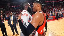 Russell Westbrook TROLLED by Rockets After ANOTHER Loss to James Harden