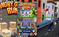Angry Gran Run Hack Tool Generate Unlimited Coins and Gems Cheat & Hack Android iOS1