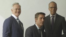David Muir, Lester Holt and Scott Pelley on Why the Evening News Matters More Than Ever