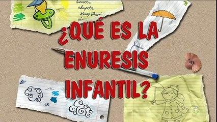 ¿QUÉ ES LA ENURESIS INFANTIL? TIPOS DE ENURESIS