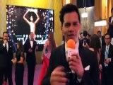 Angelique y Sebastian Premios TvyNovelas 2017