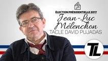 Jean-Luc Mélenchon tacle David Pujadas