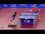 2013 Qatar Open, Short Clip: Men Singles Finals last game MA Long v YAN An