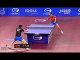 2013 Qatar Open, Men Singles Finals MA Long v YAN An