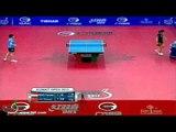 2013 Kuwait Open Women's Singles Finals: FENG Tianwei SIN v LIU Shiwen CHN