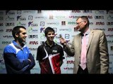 Interview to Joao Geraldo and coach Isidro Borges