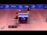 2013 Qatar Open, Women Singles Finals: Ding Ning v Liu Shiwen