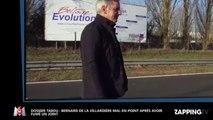 Dossier Tabou : Bernard de la Villardière mal en point après avoir fumé du cannabis (vidéo)