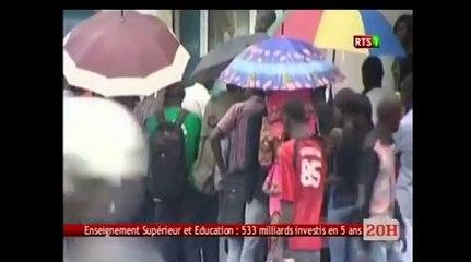 [Vidéo] - Enseignement supérieur et éducation: 533 milliards investis en 5 ans (RTS)