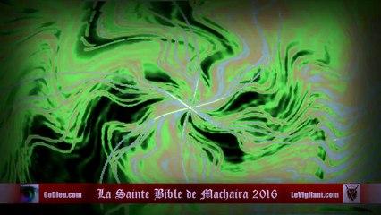 La Sainte Bible de Machaira 2016 - Apocalypse 22 - LeVigilant.com