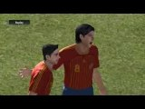 PES 2008 Demo / Great goal by Angulo