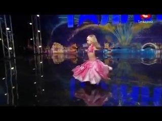 Angelina ukraine talent