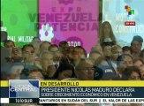 Maduro:Venezuela, el país que mejor cumple sus compromisos en el mundo