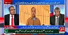 Rauf Klasra grills CM Punjab Shehbaz Sharif on his claims of good governance in Punjab