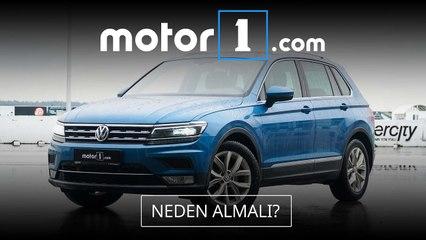 Yeni 2017 Volkswagen Tiguan İncelemesi - Neden Almalı?