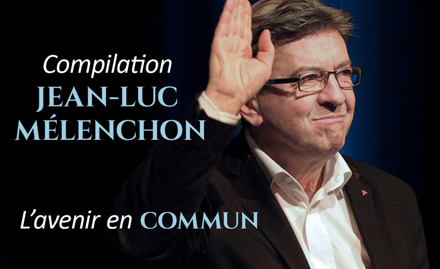 Compilation Jean-Luc Mélenchon - En route pour la 6ème république !