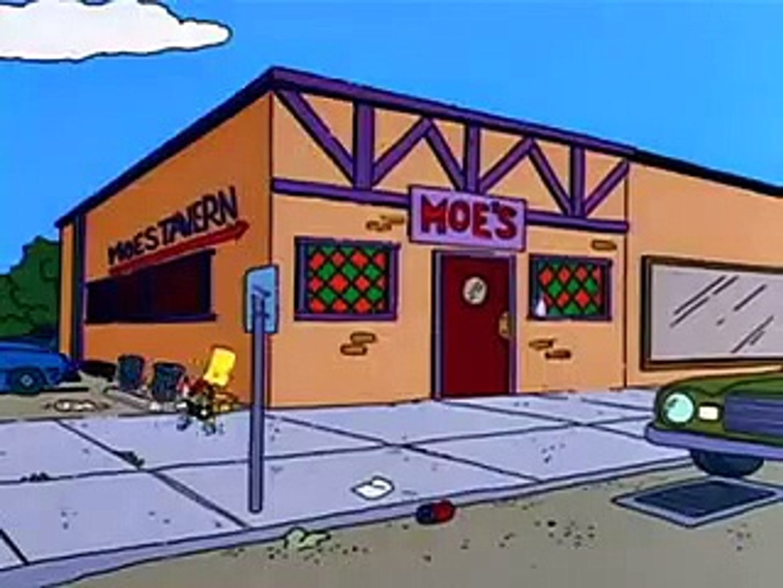 Los Simpson: Esto es un cuchillo