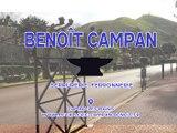 Benoît CAMPAN, serrurier et ferronnier d'art à Cambo-les-Bains.