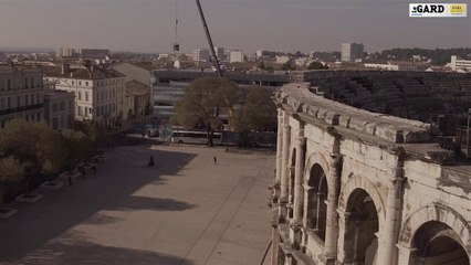 Le Gard soutient le musée de la Romanité