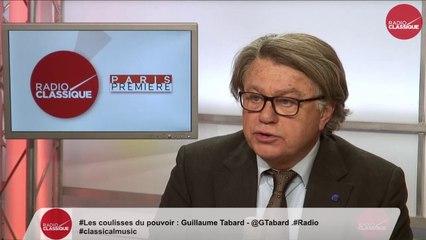 """""""Le dossier François Fillon existe indépendamment de la révélation"""" Gilbert Collard (28/03/2017)"""