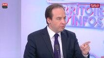 """Lagarde : """" Mélenchon et Le Pen servent les intérêts des Etats-Unis"""""""