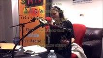Extraits Live Video - Sibylle Liévois - AMSTERDAM  extrait EP Eclectique  - Le  Koby Show 13 mars 2017 - AIR SHOW