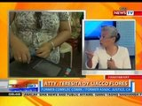 NTG: Panayam kay Atty. Flores, former Comelec comm.,/former Assoc. Justice, CA