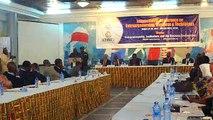 Nana Addo Dankwa Akufo-Addo at Int. Conf. On Entrepreneurship, Business and Technology