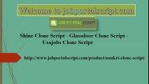 Shine Clone Script - Glassdoor Clone Script - Usajobs Clone Script