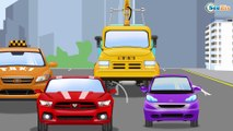 ✔ Compilation about Car Wash & Tow Truck for kids. Cars Cartoon for children / Cars for kids ✔