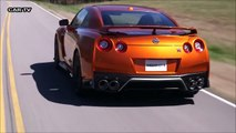 2017 Nissan Gt-r - Interior Exterior And Drive