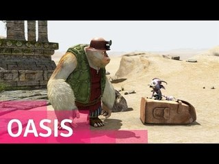 Oasis - Award Winning Animation Short Film // Viddsee