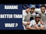Ajinkya Rahane is better skipper than Virat Kohli says Mitchell Johnson | Oneindia News
